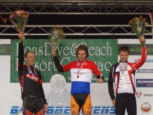 1e plaats NK Marathon Eijsden 11 Oktober 2009